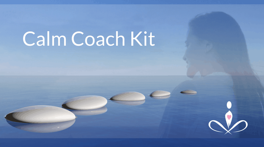 calm coach kit advert