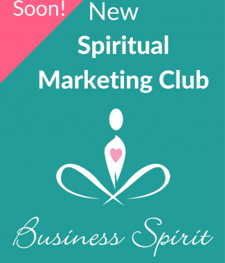 new spiritual marketing club