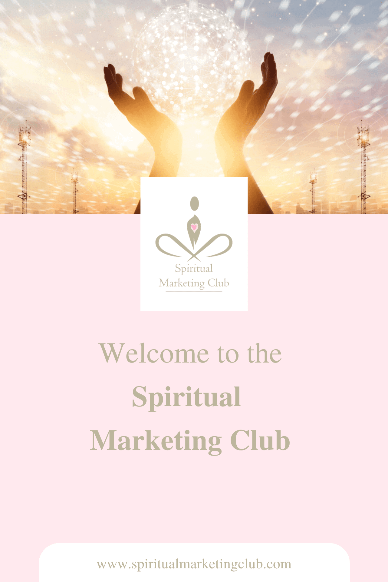 spiritual marketing club for healers coaches
