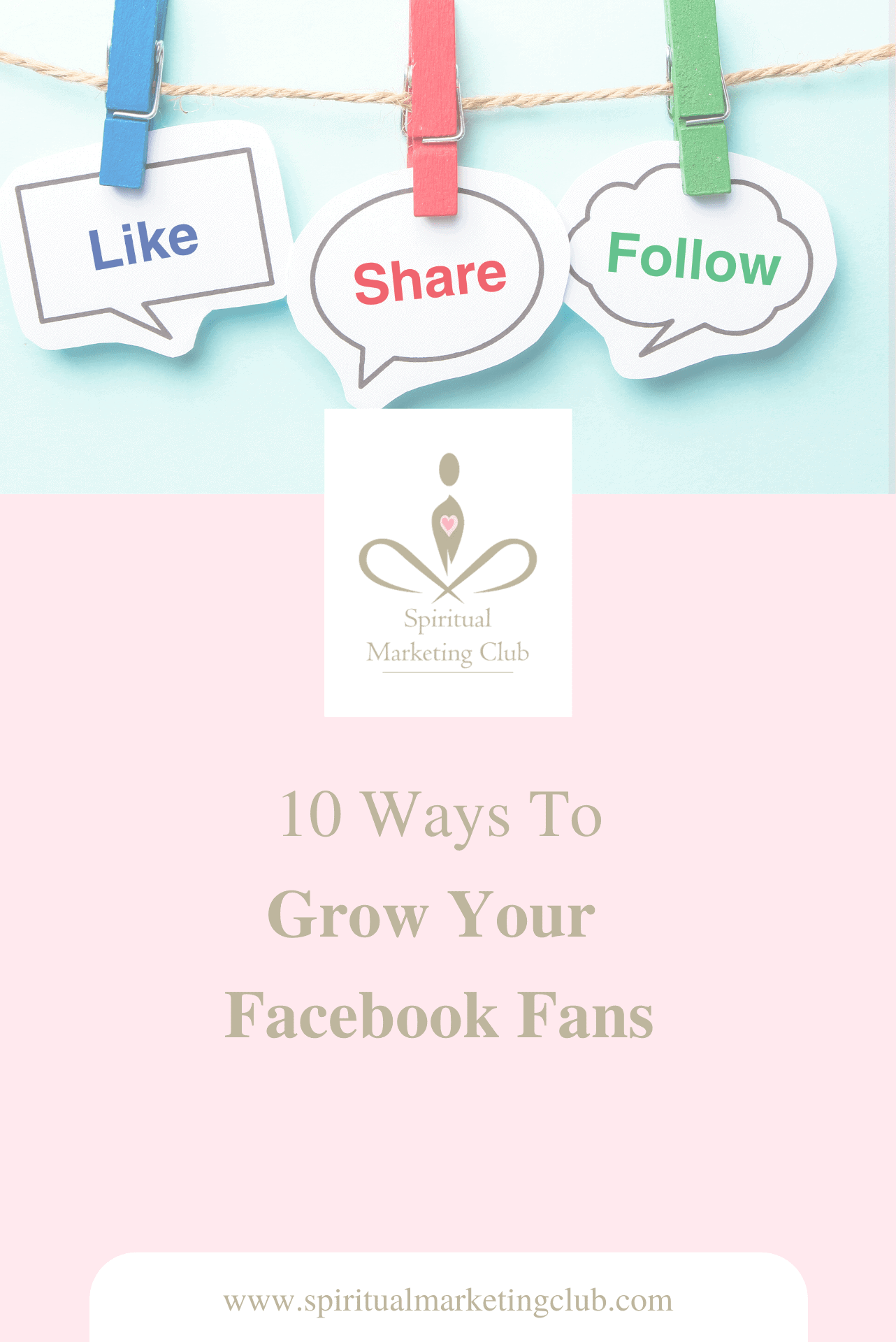 how to increase your facebook fans - grow your facebook audience