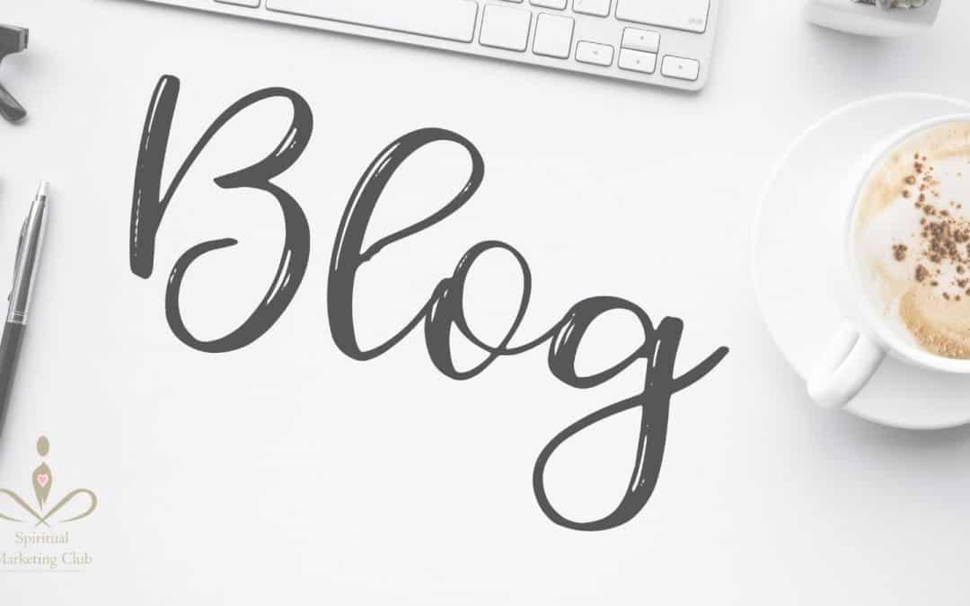 7 Ways Blogging Builds Your Therapy Business