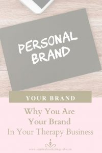 you are your brand, your personal brand in marketing