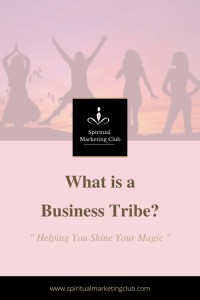 build your business with a business tribe