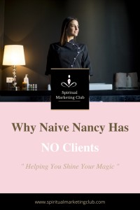 why you have no clients in your therapy business or coaching business