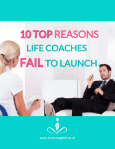 why your life coach business is failing