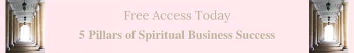 Free Spiritual Business Course For Healers, Coaches
