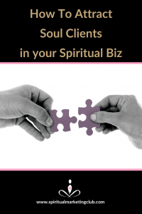 attract soul clients ideal clients for your coaching therapy business