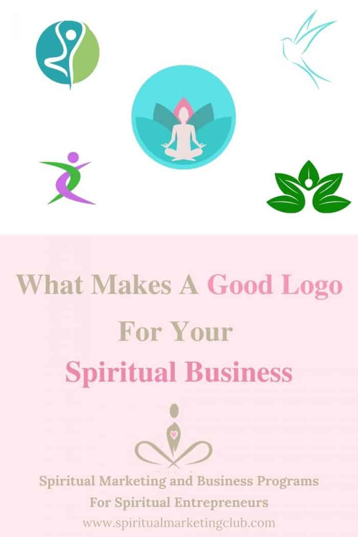 What Makes A Good Logo For My Spiritual Business