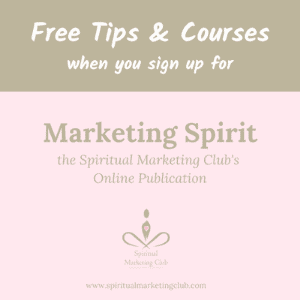 free marketing tips for healers and coaches