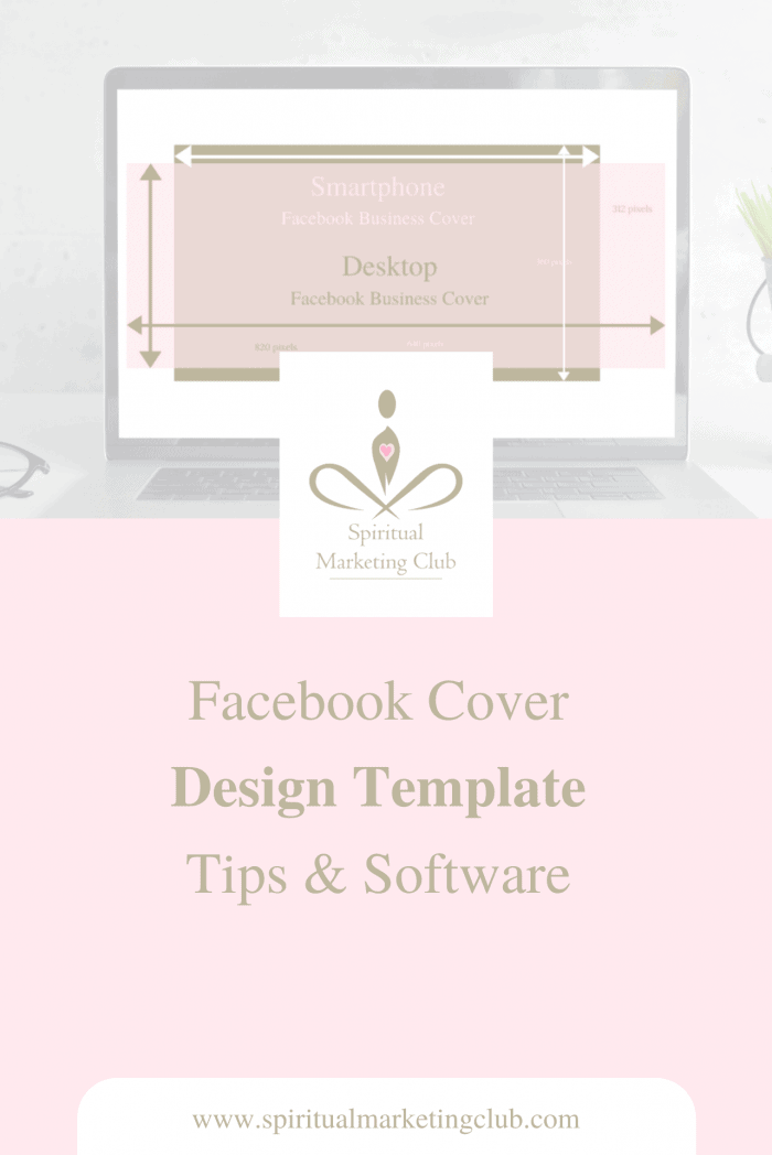 facebook banner template, how to create a facebook banner for desktop and mobile