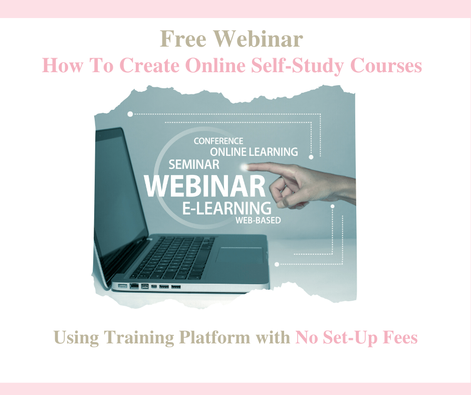 free webinar for course creators