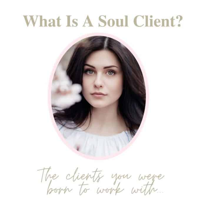 free soul client course for healers coaches ideal client course spiritual marketing coach