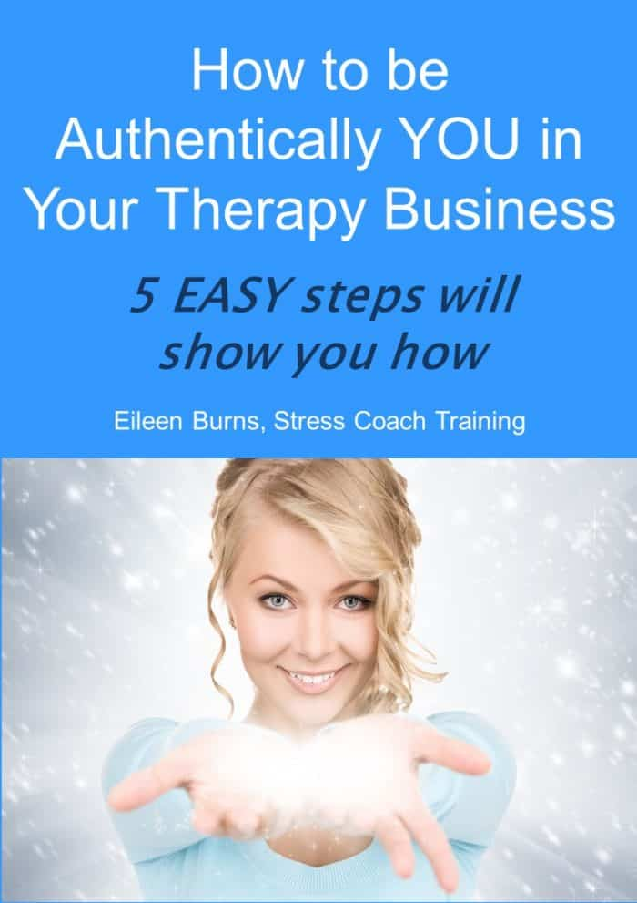 authentic marketing free book for spiritual businesses