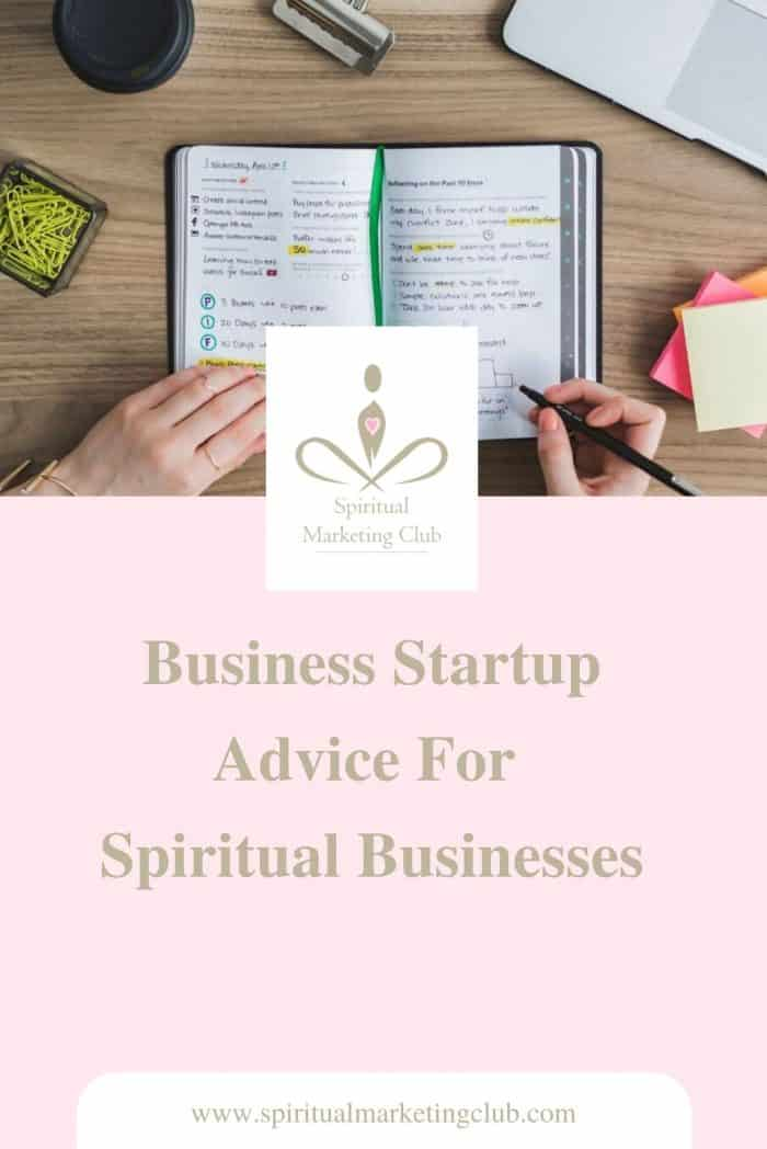business start-up advice for healers, coaches, therapists