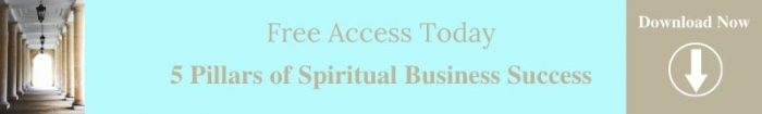 Free Spiritual Business Course For Spiritual Entrepreneurs