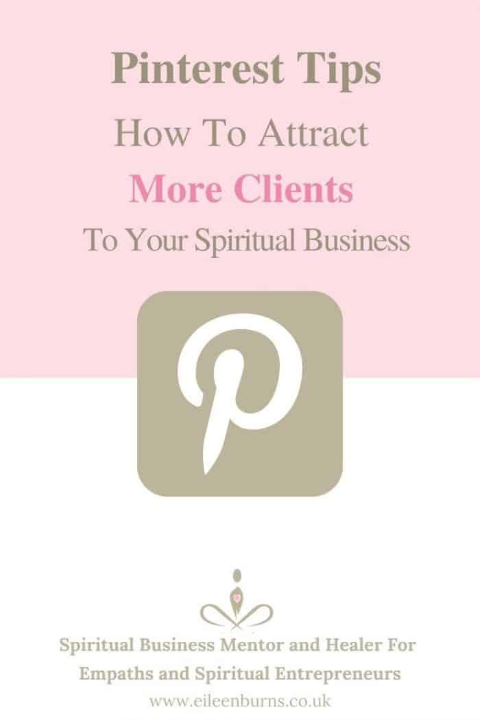 Pinterest Marketing Tips For Spiritual Entrepreneurs